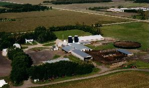 Click Here for Aerial Pictures of the Farm